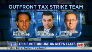 Tax Attorneys Gary Slavett and Igor Drabkin featured on CNN