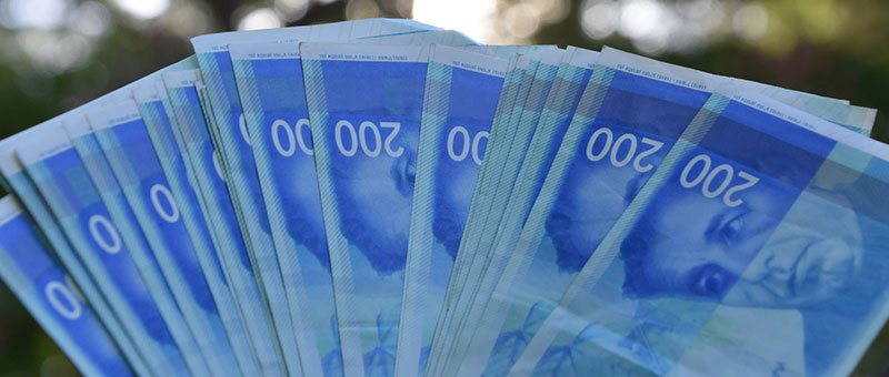 Israeli cash