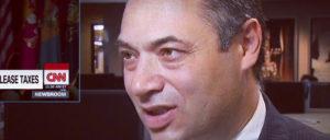 Igor Drabkin on CNN