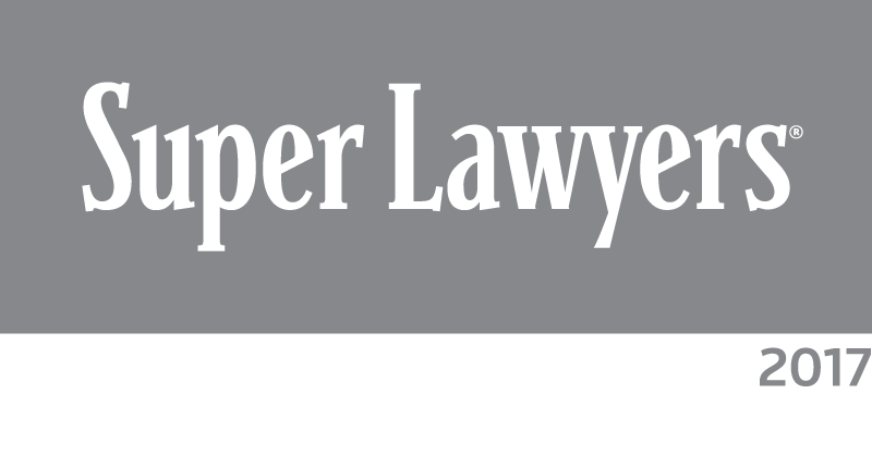 Holtz, Slavett & Drabkin Attorneys Honored as 2017 Super Lawyers