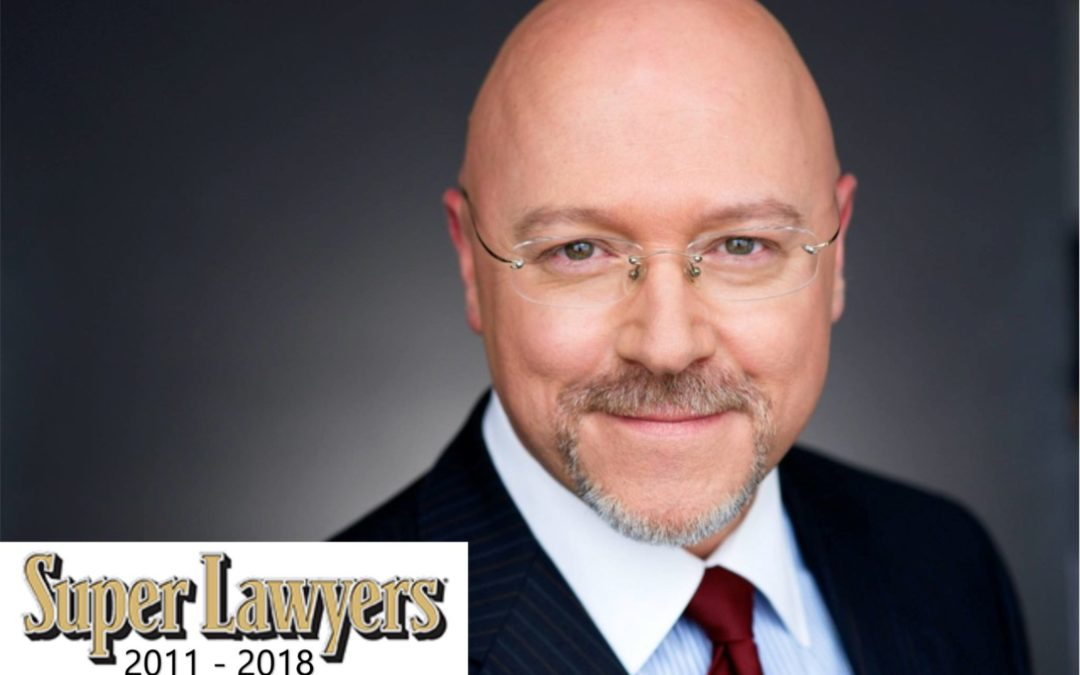 Tax Attorney, David C. Holtz, is Named a Super Lawyer for Eighth Consecutive Year