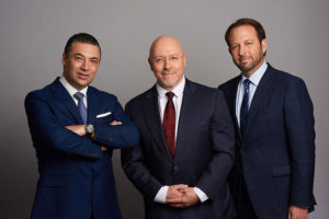 Holtz, Slavett & Drabkin, Founding Owners