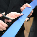 Orange County office - ribbon cutting
