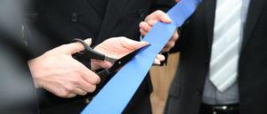 Orange County office - ribbon cutting