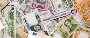 foreign cash