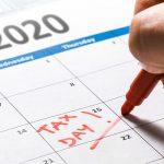 July 15, 2020 - tax day