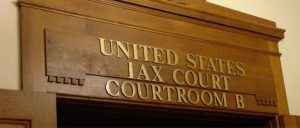 United States Tax Court - Courtroom B