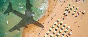 foreign beach